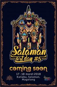 Salaman Art Day 2018 lho gaes